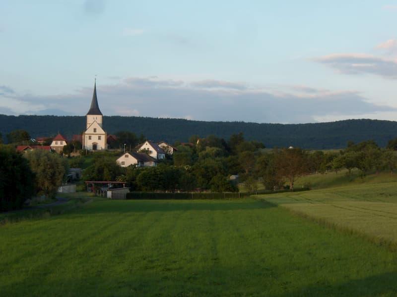 Ausflugsziele in Franken Dörfer