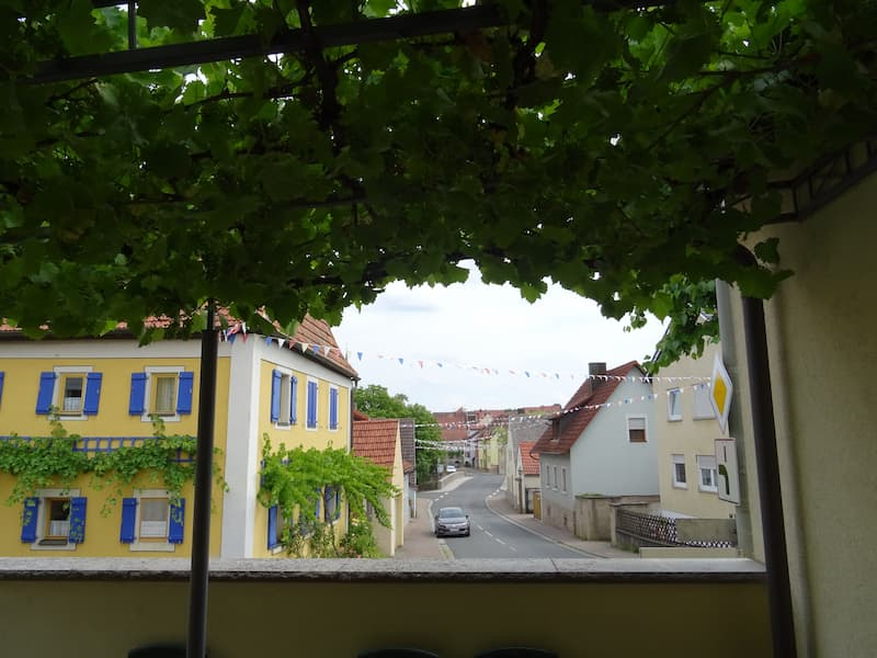 Ausflugsziele in Franken: Obervolkach