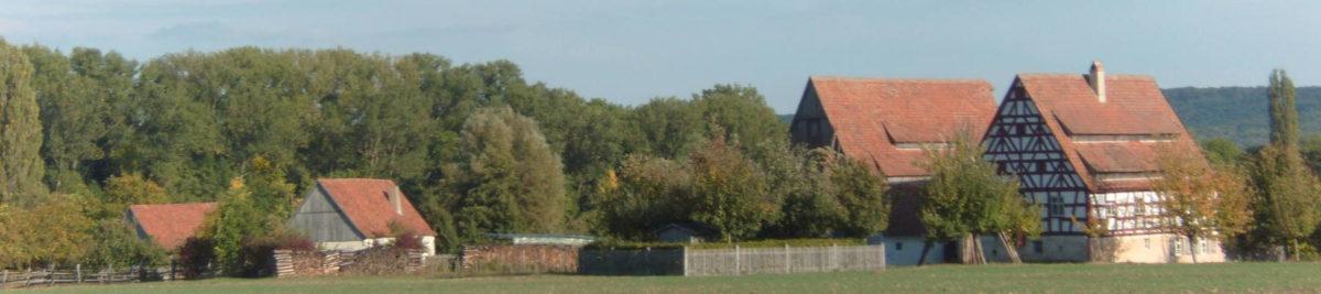 Freilandmuseum Bad Windsheim Titelbild