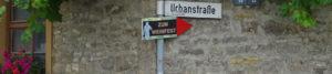 Ausflugsziele in Franken: Titelbild Volkach